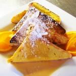orange rosemary french toast