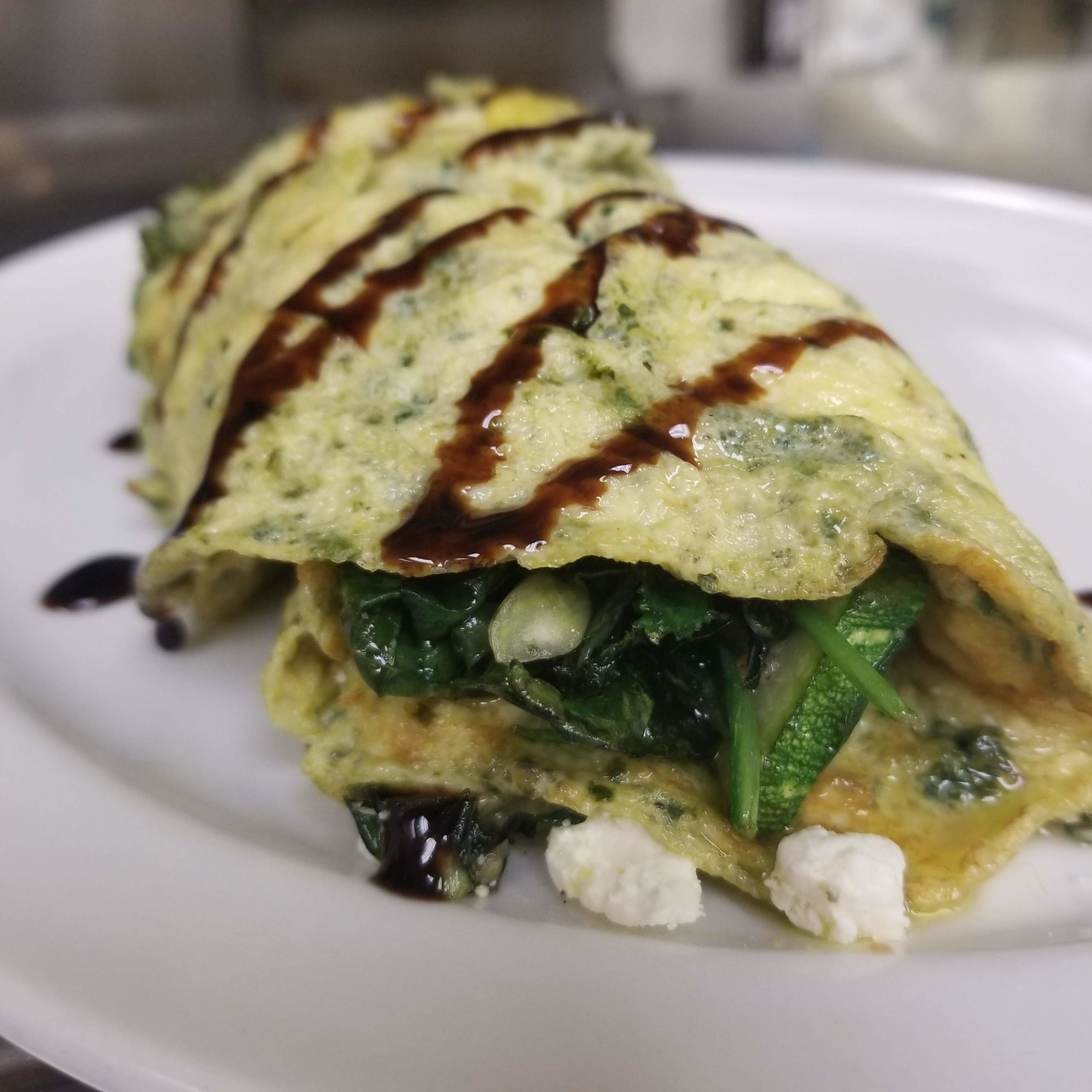 Omelet No. 16