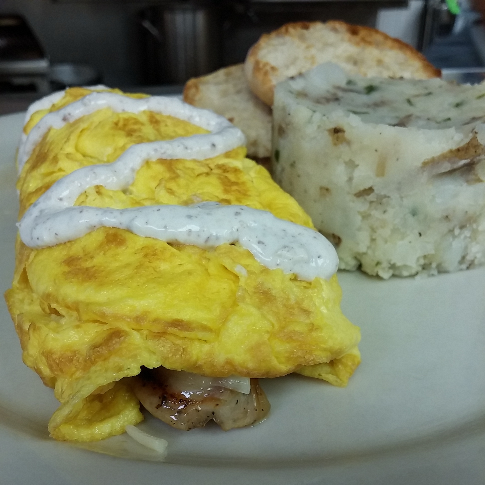 Omelet No. 5